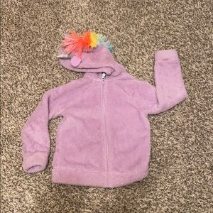 Unicorn Sweater SZ 6